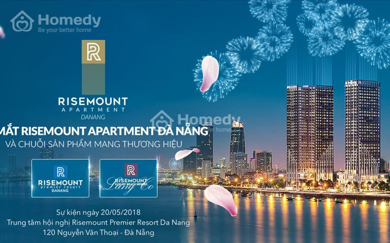 Căn hộ nghỉ dưỡng cao cấp ven sông Hàn Risemount Apartment đáng sống nhất Hải Châu, Đà Nẵng
