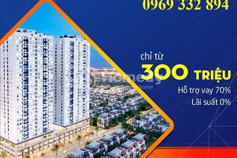 Căn hộ 60m2 giá 1,1 tỷ cần bán tại Lê Trọng Tấn - Hà Đông