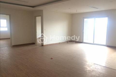 Cho thuê chung cư Times Tower, Lê Văn Lương, căn góc 135m2, cơ bản, nhà vuông và rộng
