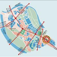 Bán biệt thự song lập khu đô thị Đặng Xá, Gia Lâm, diện tích 222,6m2