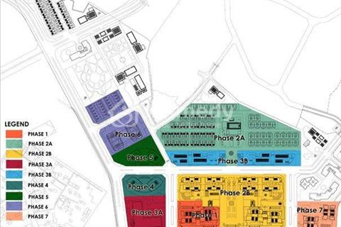 Bảng hàng tháng 5 mới nhất dự án biệt thự Arden Park