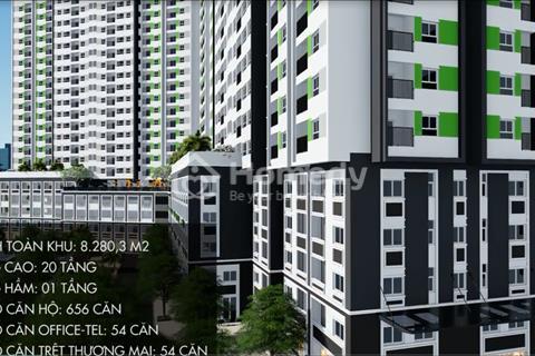 1,3 tỷ sở hữu căn hộ 52m2, Aeon Mall Tên Lửa, nội thất cao cấp, TP Bank hỗ trợ 70%