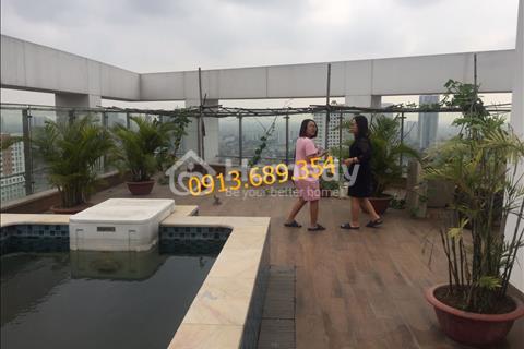 Cho thuê chung cư TSQ Mỗ Lao, Làng Việt Kiều Châu Âu, Penthouse 280m2, 50 triệu/tháng
