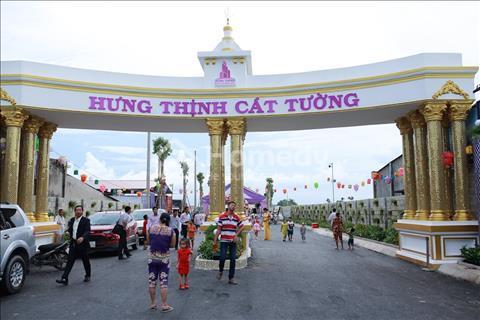 Nhanh tay đặt chỗ căn góc view chợ đẹp nhất dự án Hưng Thịnh Cát Tường 2
