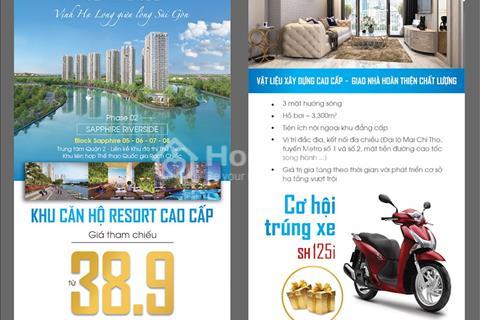 Gem Riverside - Vịnh Hạ Long giữa lòng Sài Gòn -  Có cơ hội nhận ngay xe SH