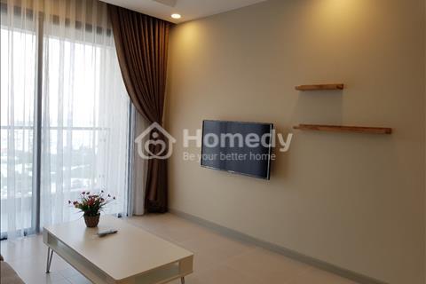 Cho thuê căn hộ 2 phòng ngủ the Gold View, 81m2, đầy đủ nội thất, tầng trung, giá 20 triệu/tháng