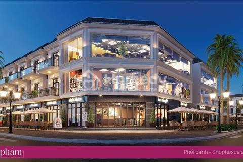 Chỉ từ 3 tỷ sở hữu Shophouse Đà Nẵng -3 tầng MT đường 25m kết nối 4 siêu dự án trung tâm Liên Chiểu