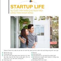 Nhận ngay quà tặng 5 chỉ vàng đối với 15 khách hàng tại  Startup Tower