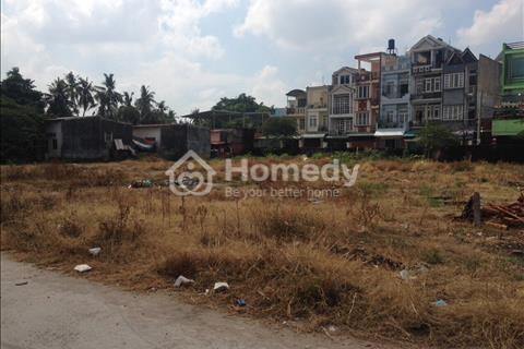 Thu hồi vốn cần bán gấp lô đất huyện Hóc Môn, mặt tiền Thanh Niên 14x24m, SHR, 2,55 tỷ, thổ cư 100%