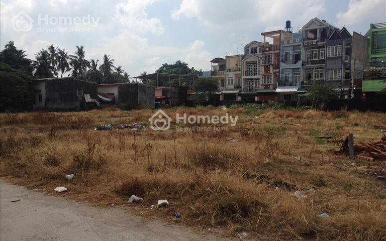Thu hồi vốn cần bán gấp lô đất huyện Hóc Môn, mặt tiền Thanh Niên 14x24m, 2,55 tỷ, thổ cư 100%