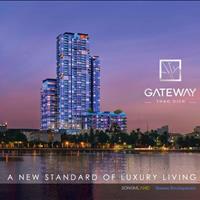 Gateway Thảo Điền, 1 phòng ngủ, vào ở liền, cho thuê liền, căn góc, 2 view đẹp