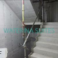 Waterina Suites - cập nhật tiến độ thi công tháng 5/2018
