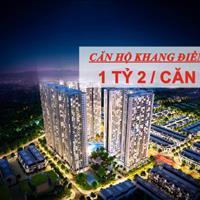 Căn hộ mới toanh của Khang Điền Quận 9 -  Sapphire Khang Điền