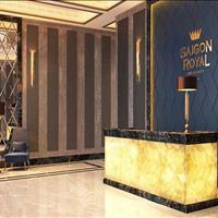 Cần bán gấp căn hộ Saigon Royal, Bến Vân Đồn, Quận 4, diện tích 54m2, view hồ bơi, giá 3,85 tỷ