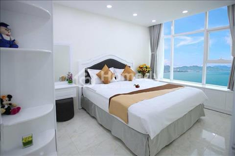 Chính chủ cần bán căn hộ chính biển, full nội thất tại Mường Thanh 60 Trần Phú giá rẻ