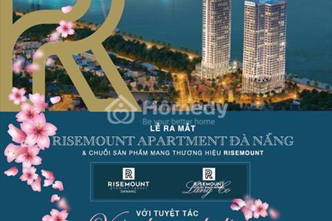 Nhận giữ chỗ  giai đoạn 3 - Những căn view sông Hàn đẹp nhất dự án Risemount Apartment Đà Nẵng