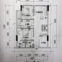 Cắt lỗ căn 1608 tòa A2, 92m2, giá 18,5 triệu/m2 dự án IA20 Ciputra