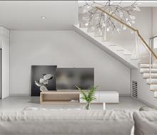 Biệt thự 204m2 phong cách tối giản ở Nam Long