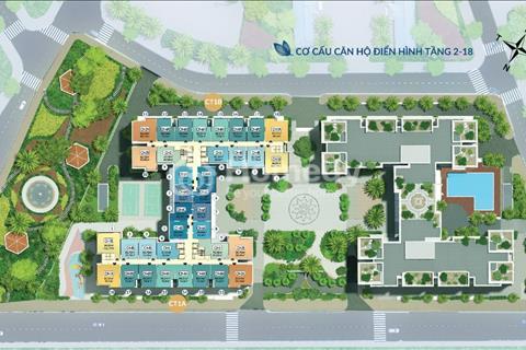 Chung cư Hà Nội Homeland giá cực tốt, chỉ từ 17.5 triệu/m2, có nội thất