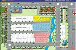 Dự án Đại Phúc Green Stone được quy hoạch với quy mô toàn khu 4.5 ha được chia làm 450 lô với nhiều giai đoạn khác nhau.