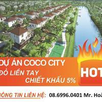 Đất ven sông Cổ Cò(Coco City - Gaia City) lựa chọn hợp lí nhất cho an cư và đầu tư đất nền hiện tại