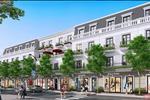 Các dãy biệt thự, nhà phố sở hữu thiết kế kiên cố và linh hoạt với mục đích sử dụng với 2 mặt thoáng cùng lô gia rộng rãi giúp đọn trọng năng lượng thiên nhiên.