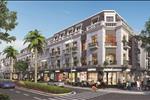 Khu nhà phố với mặt tiền rộng vừa thích hợp để kinh doanh buôn bán vừa thuận lợi cho an cư.