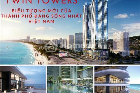 T&T Twin Towers Đà Nẵng - biểu tượng kiến trúc mới của thành phố biển Đà Nẵng