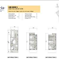 Ưu đãi lớn từ nhà phố Valencia trung tâm Quận 9 chỉ từ 3.45 tỷ, gồm 2 lầu, 5x15m