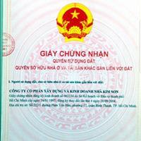 Bán lô đất khu dân cư Kim Sơn mặt tiền Nguyễn Hữu Thọ, Quận 7, Hồ Chí Minh