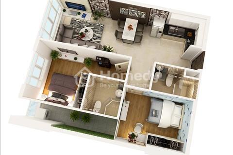 Cho thuê căn hộ mặt tiền Xa Lộ Hà Nội, 10 triệu/tháng 70m2, về quận 1 15 phút