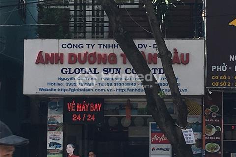 Cho thuê mặt bằng đường Nguyễn Cư Trinh - phường Nguyễn Cư Trinh - Quận 1