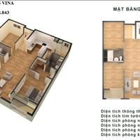 Bán căn hộ tại chung cư Booyoung Vina, một trong những chung cư hàng đầu Hà Đông