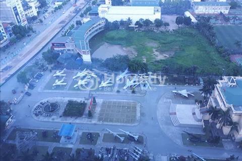 Cho thuê chung cư Artemis, số 3 Lê Trọng Tấn, căn góc 102m2, view Bảo tàng Không quân, hồ Hố Mẻ