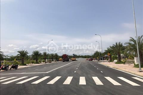 Đất mặt tiền quốc lộ 50, sổ hồng công chứng trong ngày, 80m2, 7 triệu/m2