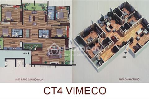 Bán căn hộ cắt lỗ đẹp nhất Vimeco trung tâm Cầu Giấy