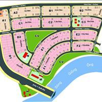 Lô góc đường 16m, dự án Văn Minh, phường An Phú, 10x19m, 177,5m2, sổ đỏ, giá 86 triệu/m2