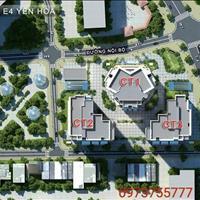 Căn hộ ngoại giao dự án Park View City E4 Yên Hòa