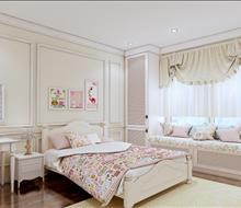 Biệt thự 4 phòng ngủ 190m2 phong cách Châu Âu