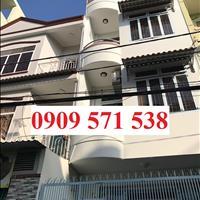 Chính chủ bán gấp nhà quận Gò Vấp đẹp 1 trệt 3 lầu, HXH, đường Phan Văn Trị, tiện ở, mở văn phòng