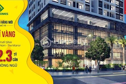 Cơ hội sở hữu căn hộ 3 cao cấp ngay cạnh Keangnam giá chỉ 2,6 tỷ