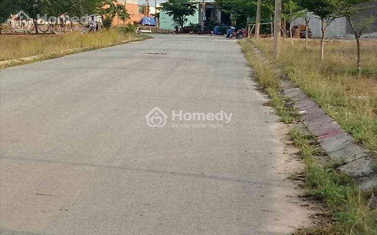 Bán đất khu Tên Lửa, đất có sổ hồng riêng gần chợ, bệnh viện, mặt tiền Trần Văn Giàu 780 triệu/nền