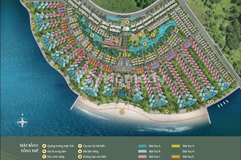 Townhouse Sun Group Hạ Long nhà phố thương mại diện tích 300m2, giá từ 18 tỷ