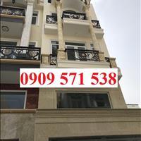 Chính chủ bán nhà mặt phố quận Gò Vấp gần đường Nguyễn Oanh, tiện kinh doanh, khách sạn mini