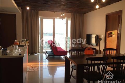 Cho thuê căn Duplex 2 tầng tại dự án Đảo Kim Cương 350m2, 4 phòng ngủ, full nội thất