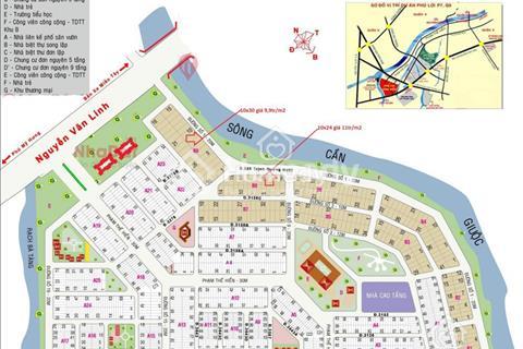 Cần bán nền khu dân cư Phú Lợi - Hai Thành, Phường 7, Quận 8