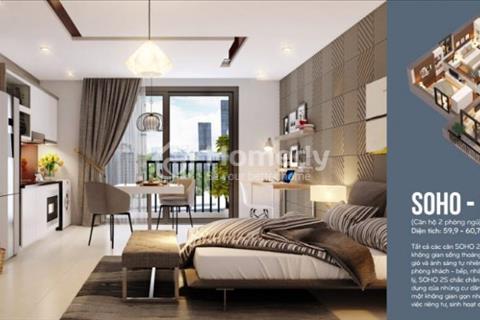 Chỉ với số vốn 360 triệu sở hữu ngay 1 căn hộ đa năng đẳng cấp bậc nhất Hà Nội