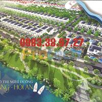 Nhận đặt chổ đất nền biệt thự ven sông khu đô thị River View, chiết khấu cao đến 8%