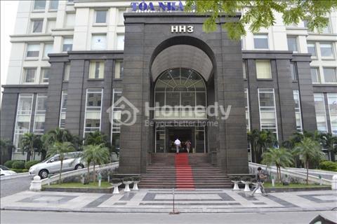 Cho thuê sàn văn phòng cực hot 120m2 tòa HH3 Sông Đà Sudico 12 USD/m2