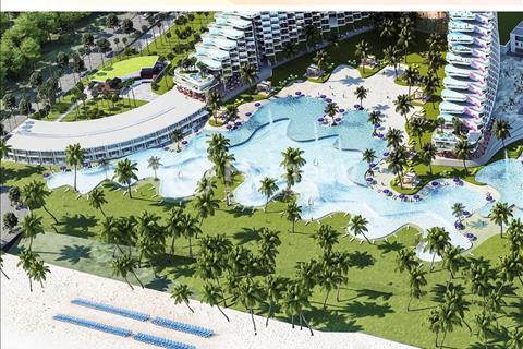 The Arena view biển Bãi Dài, giá chỉ từ 1,3 tỷ, hỗ trợ lãi suất vay 0%/24 tháng